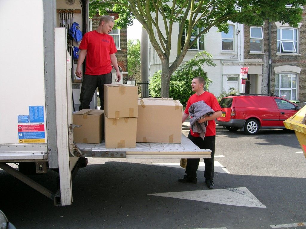 house removals Mayfair