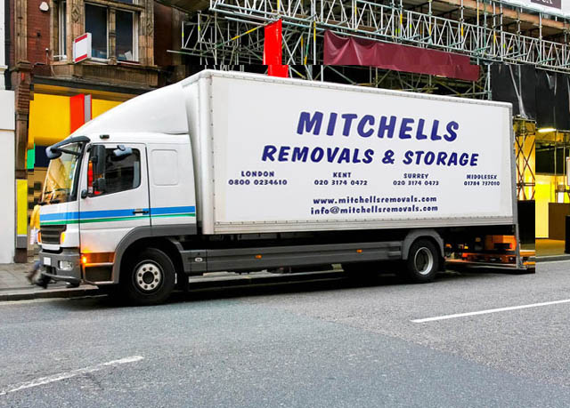 removals company Mayfair